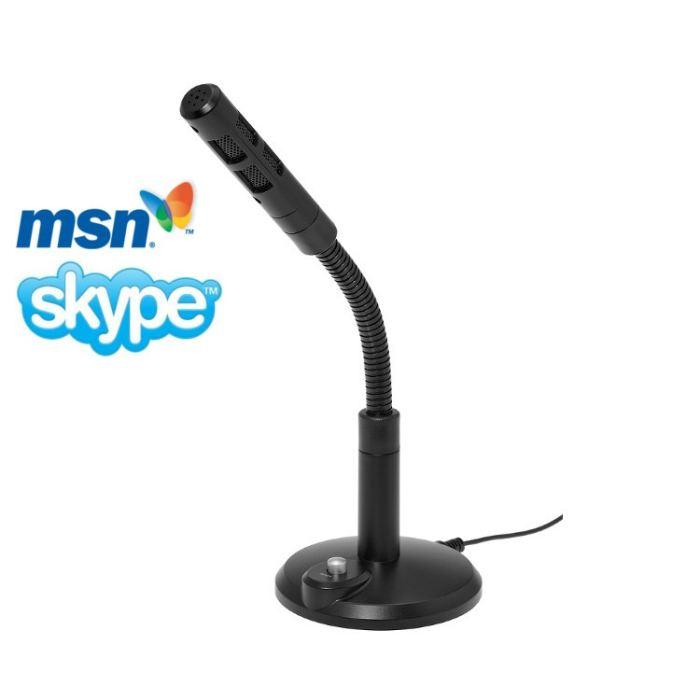 micro pour skype