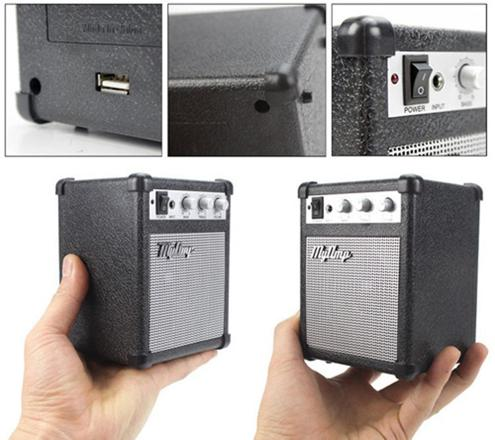 mini ampli basse portable