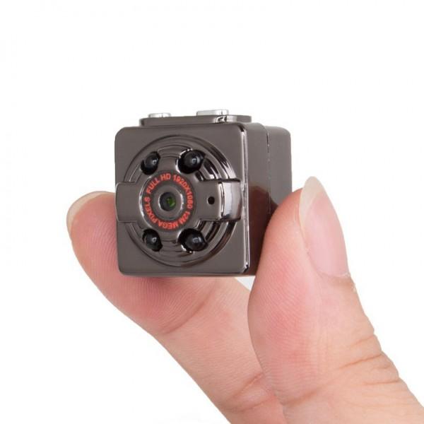mini camera espion detecteur de mouvement
