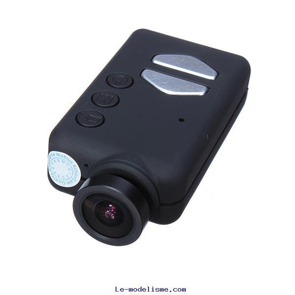 mini camera modelisme
