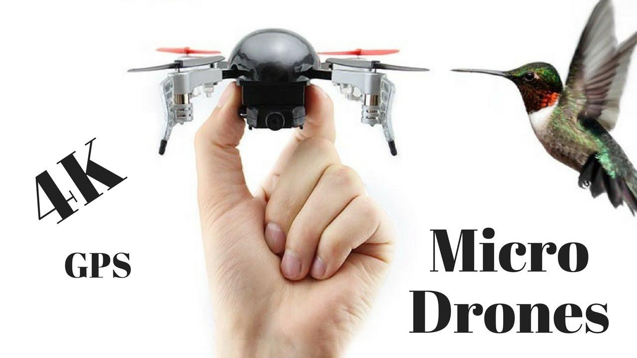 mini drone camera 4k