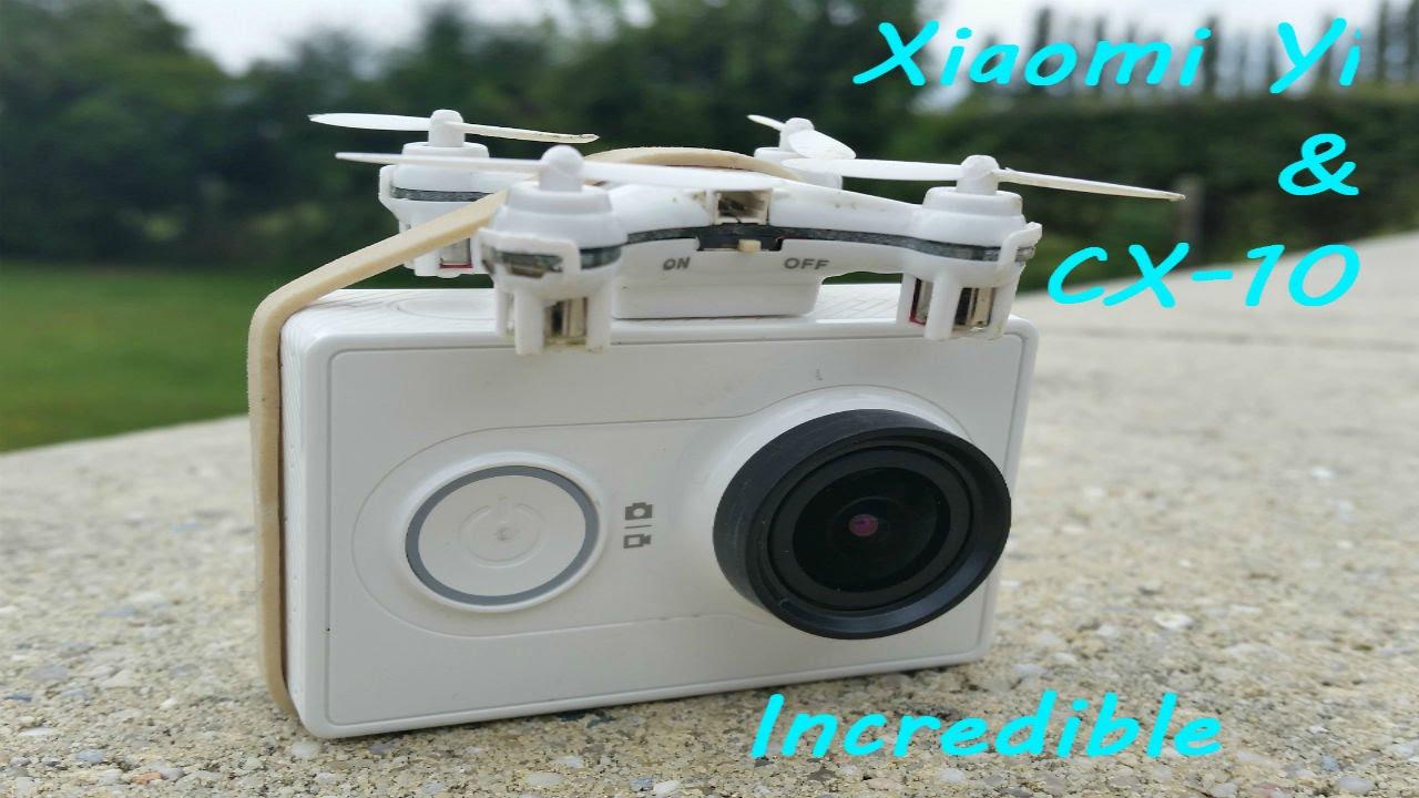 mini drone gopro