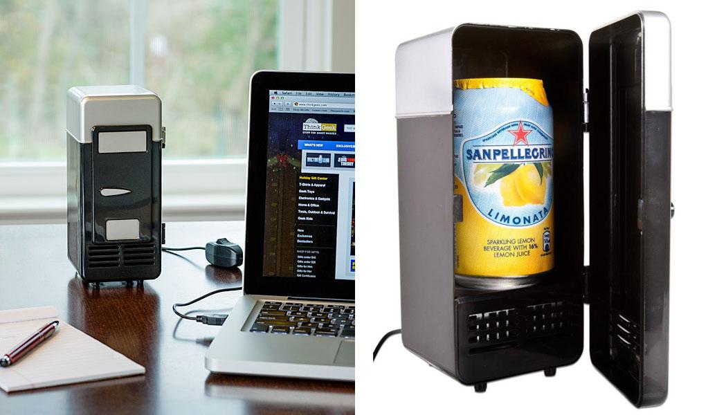 mini frigo de bureau
