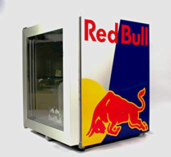 mini frigo red bull