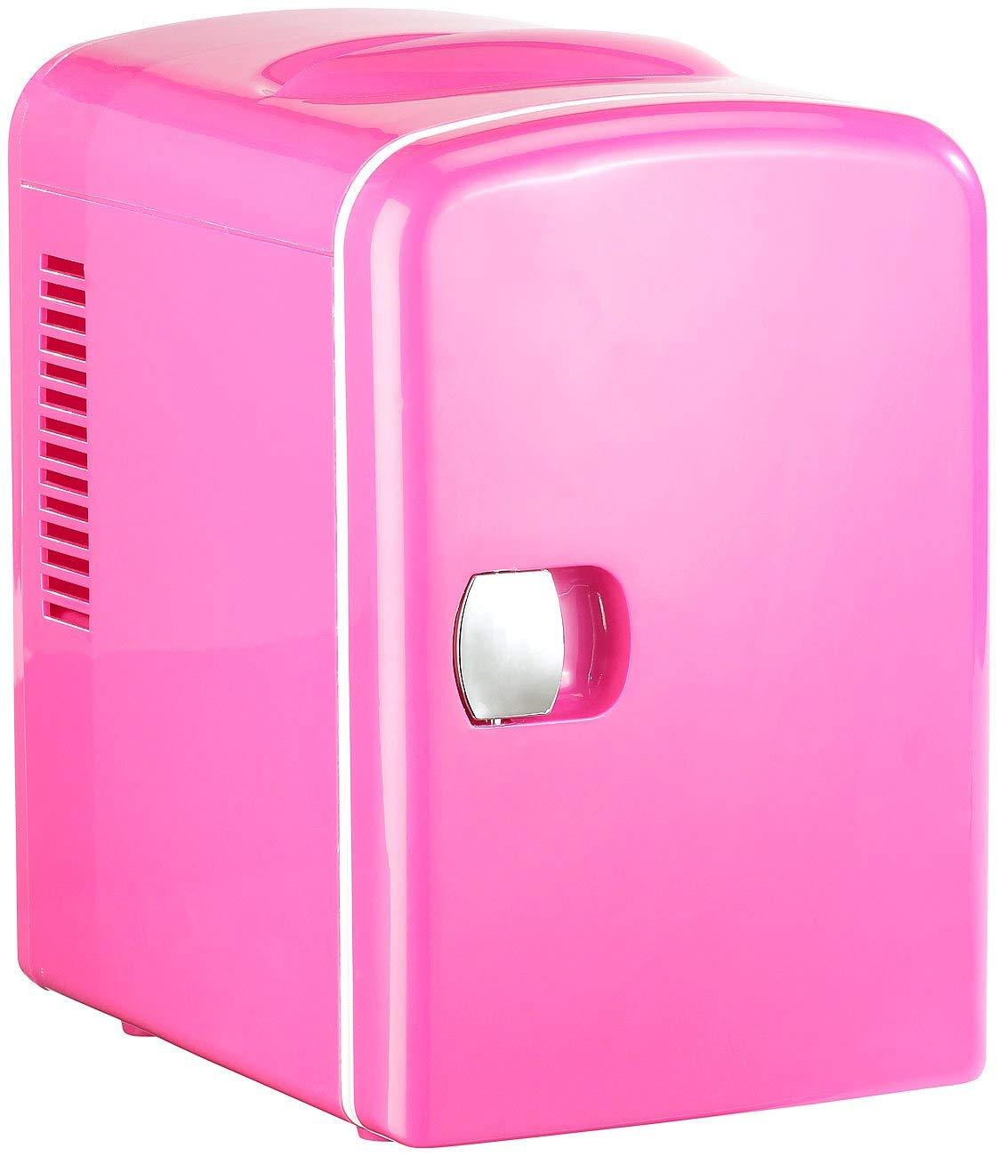 mini frigo rose