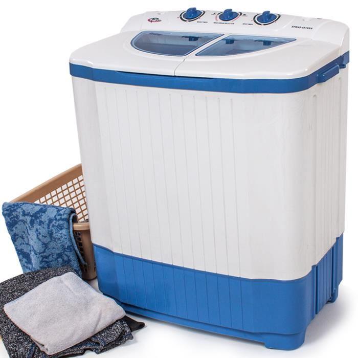 mini machine à laver le linge