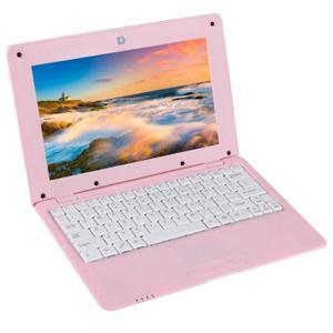 mini ordinateur portable rose