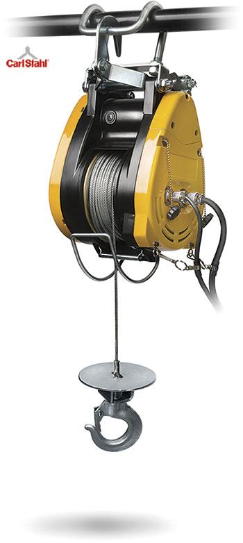 mini palan electrique
