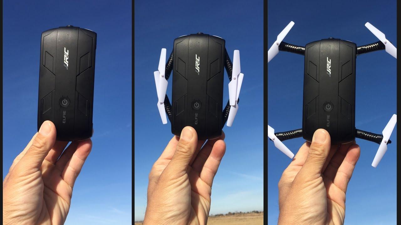 mini selfie drone