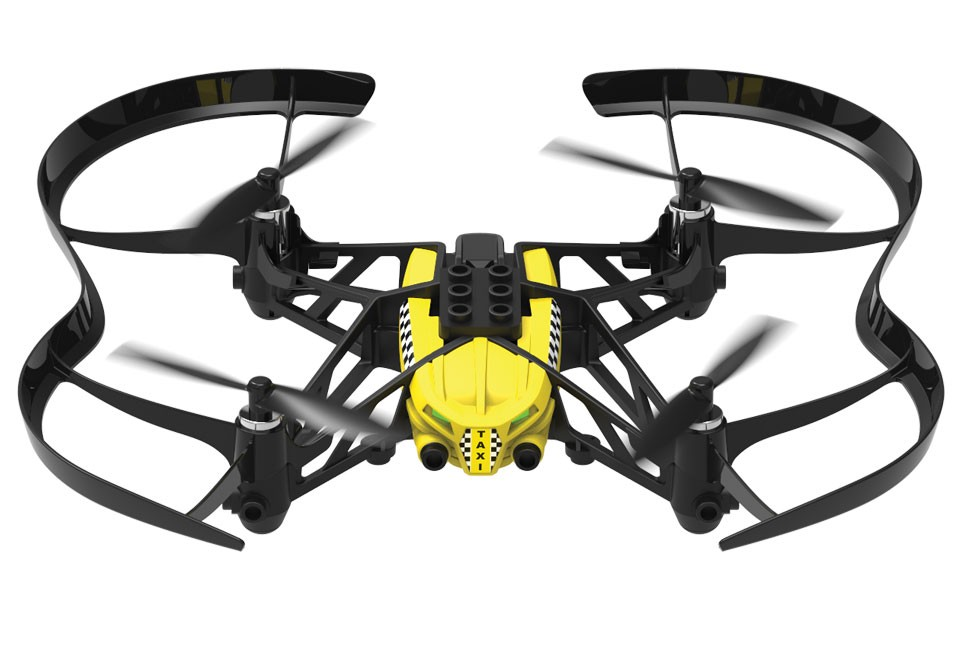 minidrone parrot airborne
