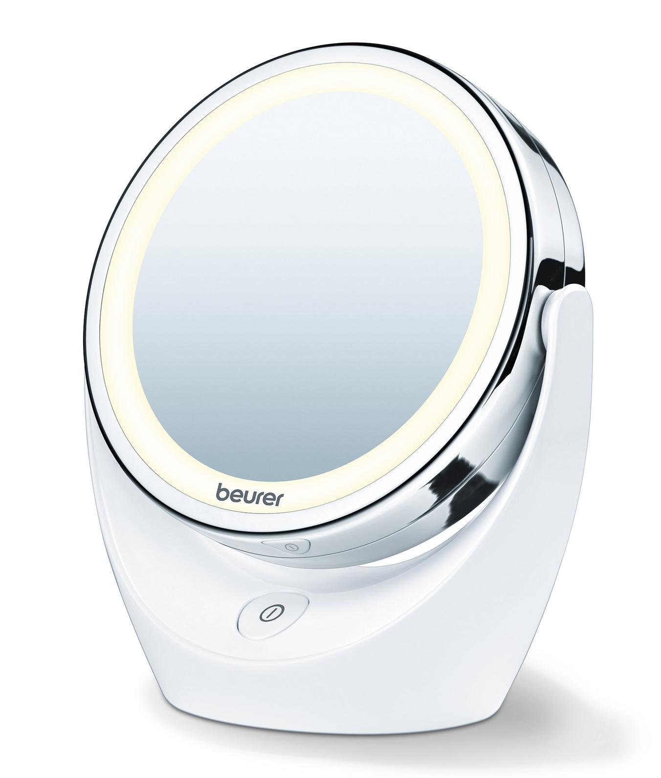 miroir cosmétique éclairé