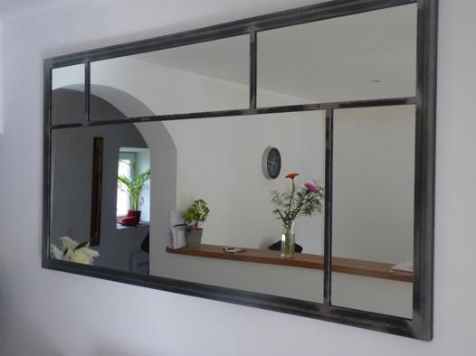 miroir grossissant maison du monde