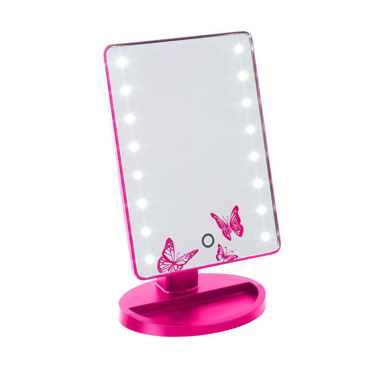 miroir lumineux tactile