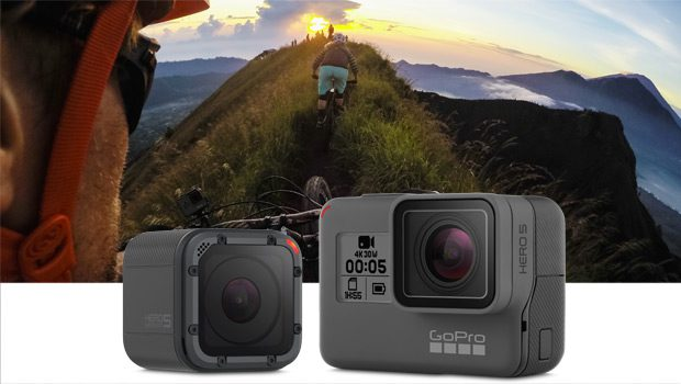 mise a jour gopro hero 5