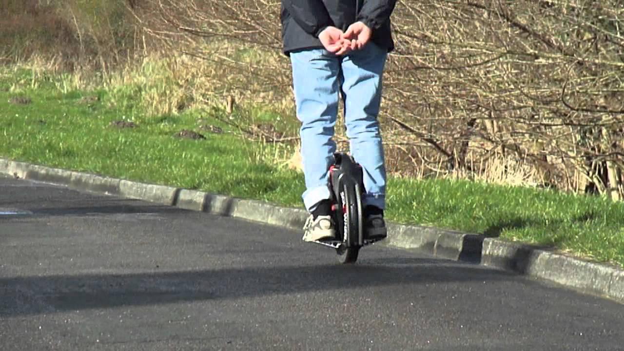 monocycle electrique