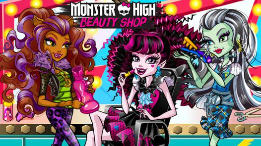 monster high a