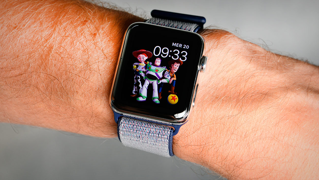 montre apple watch homme