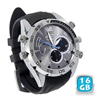 montre camera espion hd