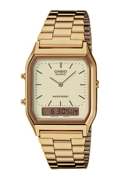 montre casio quartz