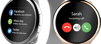 montre connectée femme compatible iphone