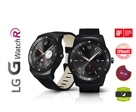 montre connectée lg g watch android wear