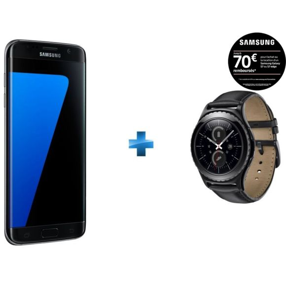 montre connectée samsung s7 edge