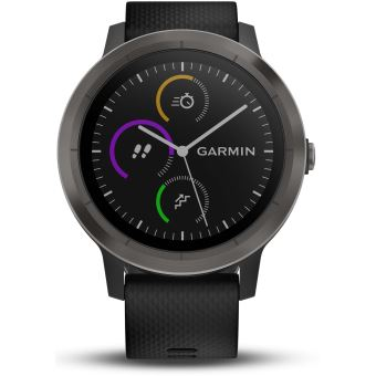 montre connectée sport garmin
