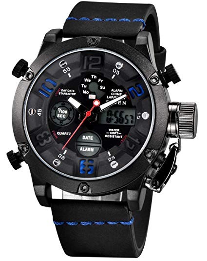 montre digitale homme sport