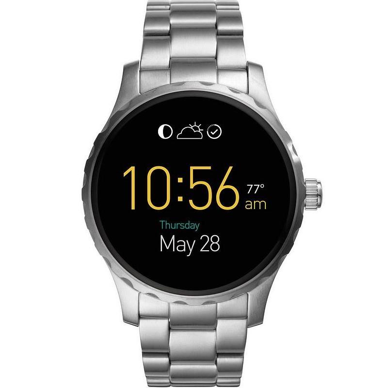 montre fossil q marshal