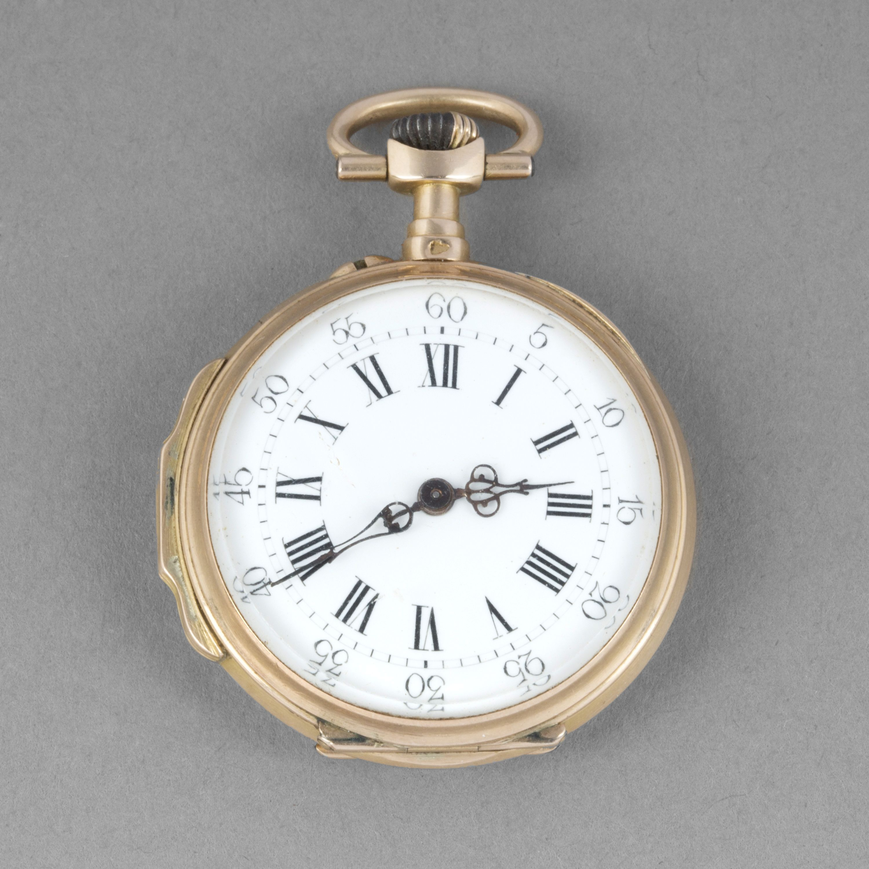 montre gousset or