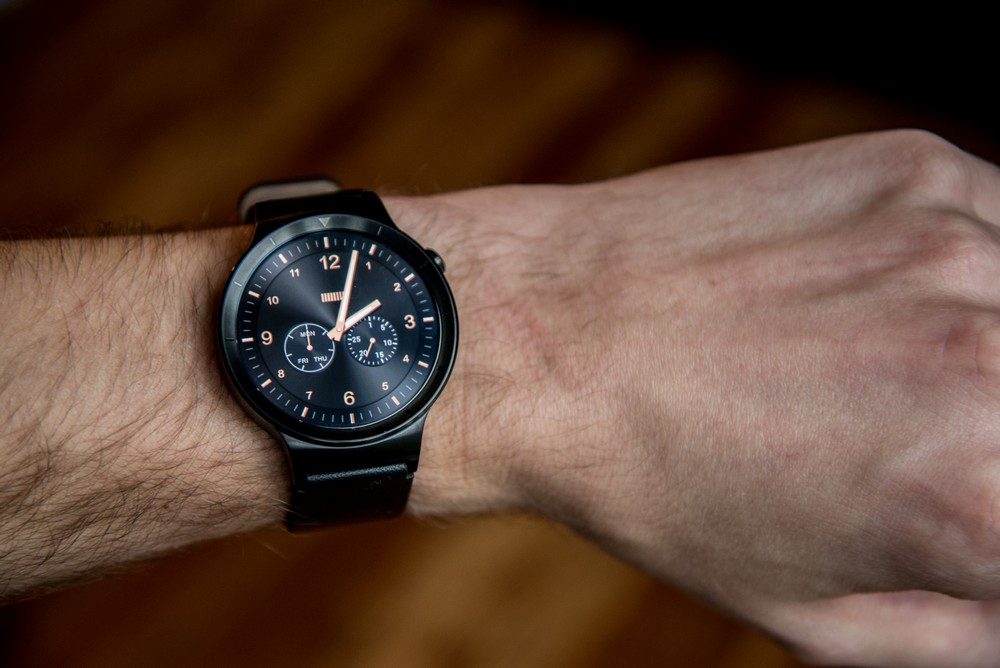 montre huawei test