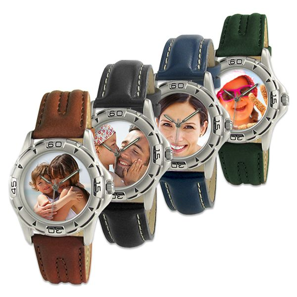 montre personnalisee