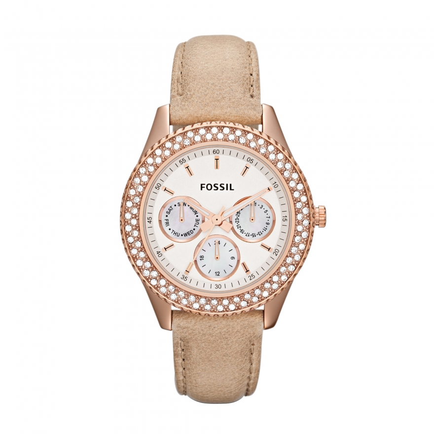 montre pour femme fossil