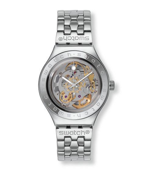 montre squelette swatch