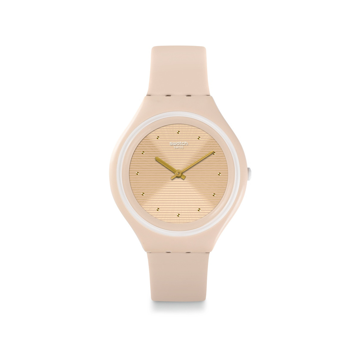 montre swatch femme plastique