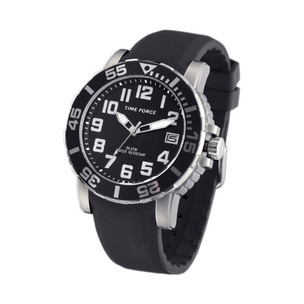 montre time quartz