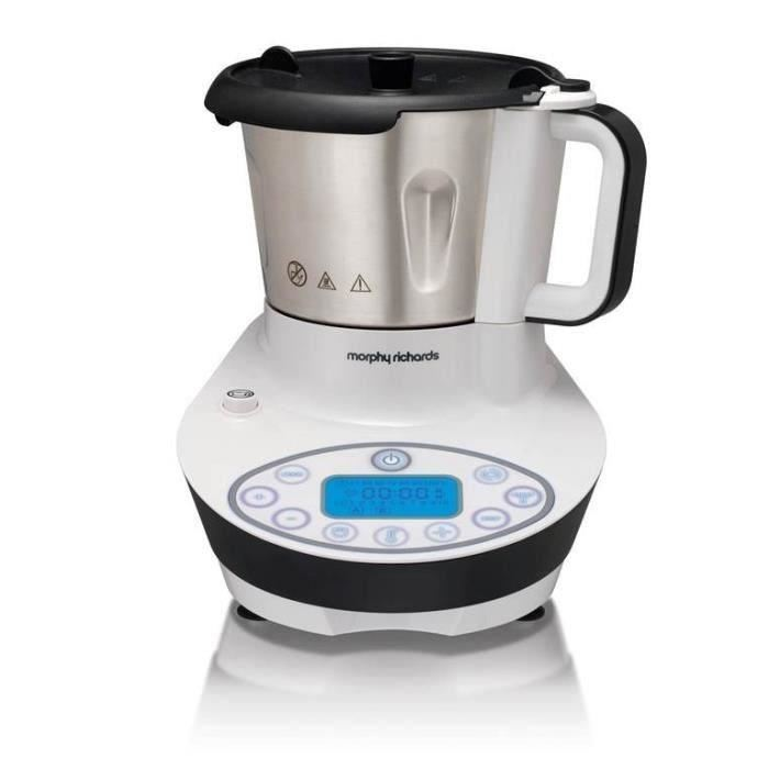morphy richards robot cuiseur