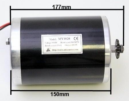 moteur electrique 12v 1000w