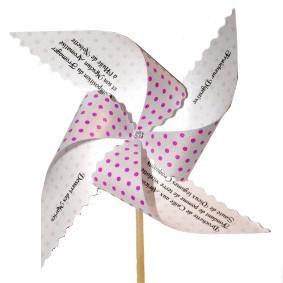 moulin a vent en papier achat