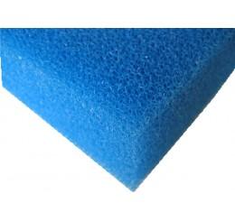 mousse bleue filtration