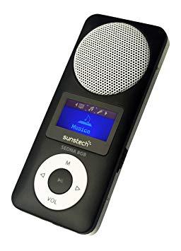mp3 haut parleur intégré