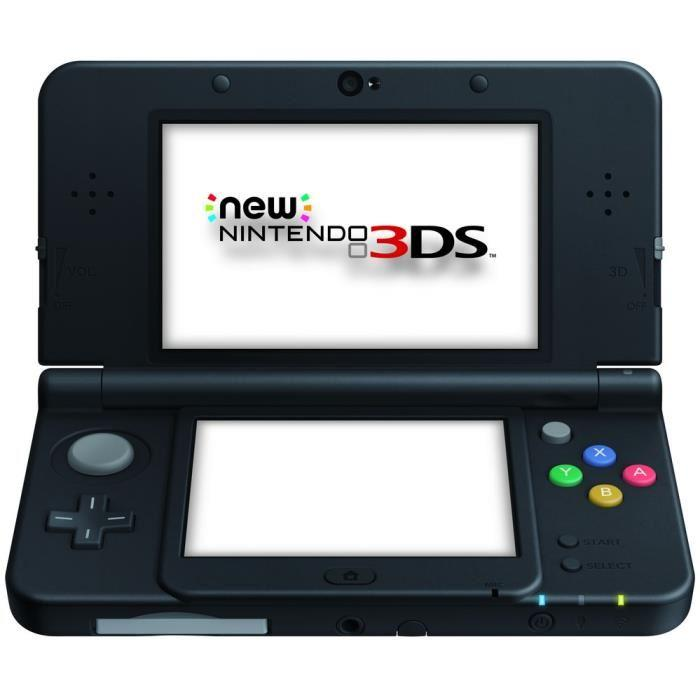 new 3ds noir