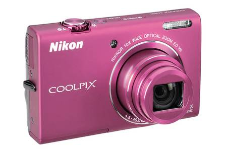 nikon coolpix rose