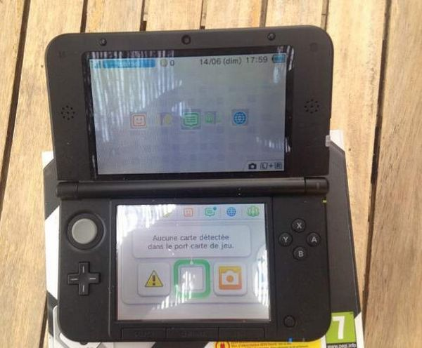 nintendo 3ds xl occasion