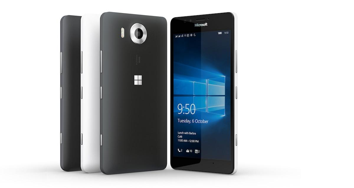 nokia lumia 950 date de sortie