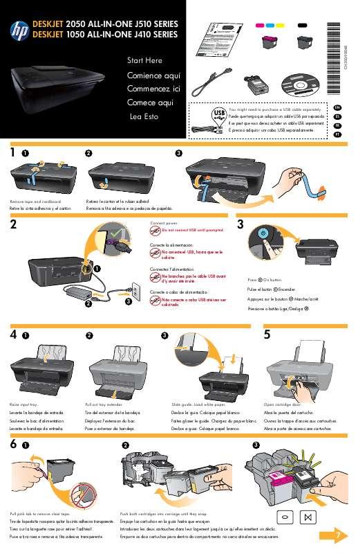 notice imprimante
