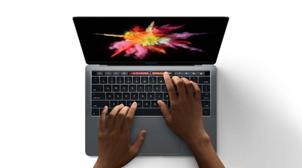 nouveau macbook 2017