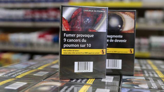 nouveau prix des cigarettes