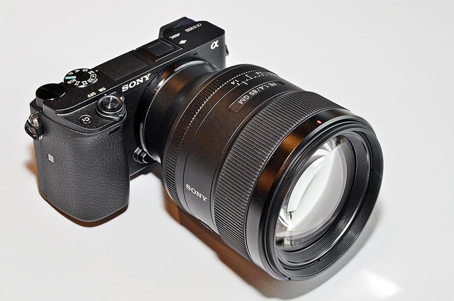nouvelle camera sony