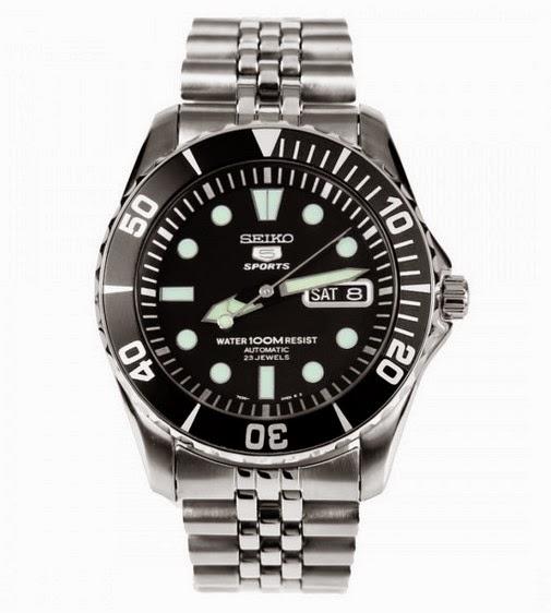 nouvelle montre seiko